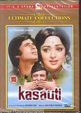 KASAUTI - AMITABH BACHAN - HEMA MALINI - NEW BOLLYWOOD DVD - FREE UK POST