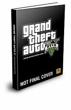 Grand Theft Auto V Limited Edition Strategy Guide Bradygames Strategy Guides
