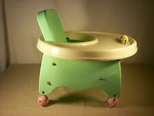 Vtg 1986 Coleco Cabbage Patch Kids Doll Walker  High Chair Seat