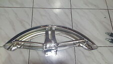 Front Fender Yamaha 100 125 RS100 RX100 RX125 Chrome New //