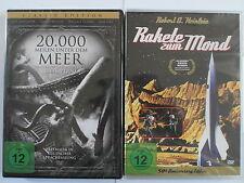 20.000 Meilen unter dem Meer & Rakete zum Mond - Jules Verne Sammlung, Nautilus