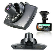 "1080P 2.7"" LCD Car Camera Full HD Dash Cam Crash DVR G-sensor Night Vision HDMI"