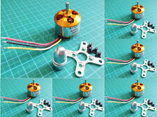 6x A2212 1000Kv Brushless Outrunner Motor For Airplane Aircraft Quadcopter