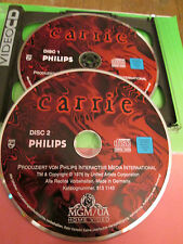 Carrie     CDi Philips gebraucht 2 CD´s