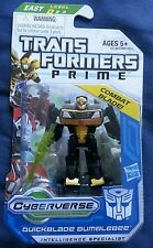 Transformers PRIME CYBERVERSE LEGION QUICKBLADE BUMBLEBEE MOSC SEALED 2011