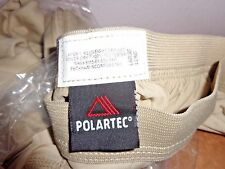 Military Polartec Power Dry Silkweight Long Underwear Pants Drawers Large Long