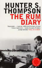 The Rum Diary by Hunter S. Thompson (Paperback, 2004) New Book