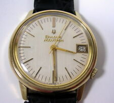 RARE MONTRE BULOVA ACCUTRON A DIAPASON VERS 1960/70