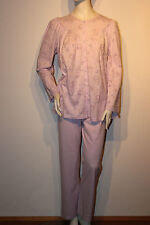 """Triumph Pyjama """"Winter Beauty PK 18"""" Gr.38 flieder schöner Schlafanzug"""