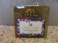 New Mary Engelbreit Collectible Teapot Pincushion By Dritz 2001