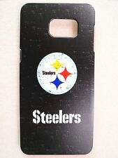 NFL Pittsburgh Steelers Samsung Galaxy S6 Edge Plus Plastic One-Piece Slim Case