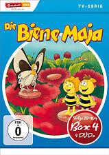 4 DVDs * DIE BIENE MAJA - BOX 4 - Original TV-Serie ! # NEU OVP  §