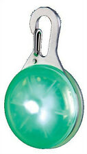 Nite Ize Spotlit Green LED Stainless Steel Carabiner SLG-06-28