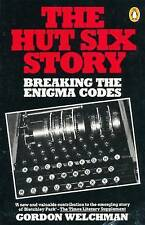 The Hut Six Story: Breaking the Enigma Codes by Gordon Welchman (Paperback,...