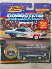 Johnny Lightning Dragsters 58 Christine Richard Earle Series 6 1:64