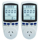 2pcs - Watts Clever Wireless Energy Monitor (Home Electricity Usage Power Meter)