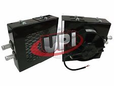 UNIVERSAL CAB HEATER UTV SKIDSTEER 12 VOLT MADE IN THE USA SPAL BLOWER