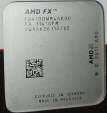 AMD FX-Series FX 4100 3.6 GHz FD4100WMW4KGU CPU Processor Socket AM3/A Processor