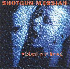 SHOGUN MESSIAH violent new breed rare hair sleaze glam MHR Oxido