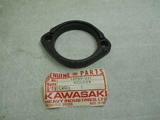 Kawasaki NOS F7, KE175, 1974-77, Exhaust Pipe Holder, # 18069-051   S-139