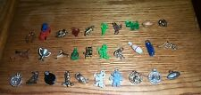 vintage lot small plastic toys vending machine charms FREE SHIPPING #c