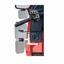 National Cycle - N5110 - Wing Deflector, Mirror Mount - 2 Pc Set - Light Tint