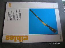 $$o Revue Cibles N°126 Weihrauch HW 60 Match  Mauser Parabellum  Peacemaker 22
