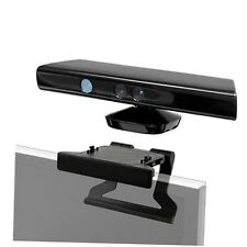 TV Clip Mount Mounting Stand Holder for Microsoft Xbox 360 Kinect Sensor GU