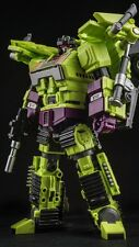 Generation Toy Transformers Devastator GT-1D Gravity Builder Bulldozer New