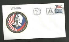 SPACE SHUTTLE DISCOVERY STS-60 FEB3,1994  KSC *