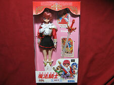 SEGA Magic Knight Rayearth HIKARU Doll Action Figure Anime NEW Sealed MISB Clamp