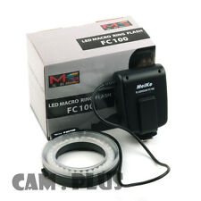 MK FC100 LED Macro Ring Flash Light For Panasonic LUMIX DMC GH3 G5 GF5 GX1 G3 G2