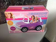 2002# Barbie Beach Blast Suv 4X4 Buggy#Nib 67385