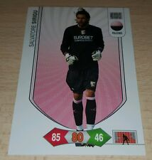 CARD ADRENALYN CALCIATORI PANINI PALERMO SIRIGU CALCIO FOOTBALL SOCCER