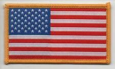 USA (Stars and Stripes) Flag High Quality Large Embroidered Iron On Patch