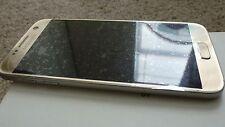 Samsung Galaxy S7 G930P 32GB GSM UNLOCKED 4G LTE Smartphone-GOLD Platinum