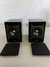 JVC SP-UX6000 L&R Surround Sound Bookshelf Speakers