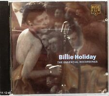 Billie Holiday - The Essential Recordings (CD 1993)