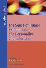 Humor Research [HR]: The sense of Humor 3 (2007, Paperback)