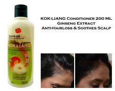 KOKLIANG Chinese Herbal Conditioner Ginseng Growth Hair Loss Scalp Treatment