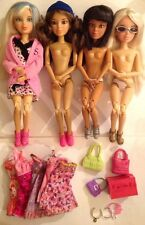 Spin Master-Liv Doll Lot- Dolls, Wigs, clothing, and Accessories. Nice