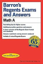 Barron's Regents Exams and Answers Bks.: Barron's Regents Exams and Answers :...