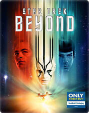 Star Trek Beyond (Blu-ray/DVD, Includes Digital Copy SteelBook Only  Best Buy)