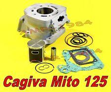 KIT CILINDRO CAGIVA 125 MITO Dal 2000 MITAKA NIKASIL+ PISTONE RACING GRAFITATO