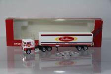 """Herpa Freightliner 96' COE SZ """"Brillion Iron Works Wisconsin"""" Nr. 854002 /H3360"""