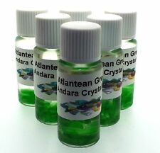 Atlantean Green Andara Crystal Infused Oil with COA