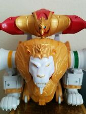 POWER RANGERS MYSTIC FORCE MANTICORE MEGAZORD with Phoenixzord with sword