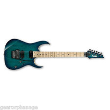 Ibanez RG Series RG652AHM Nebula Green Burst NGB NEW Guitar + FREE Hard Case!