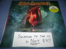 BLIND GUARDIAN Beyond The Red Mirror 2LP YELLOW LTD 300