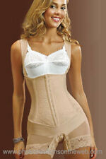 ARDYSS, BODY MAGIC - SHAPERS,GIRDLE~CINCHES/REDUCE WAIST~LIFTS BREAST,BEIGE $750